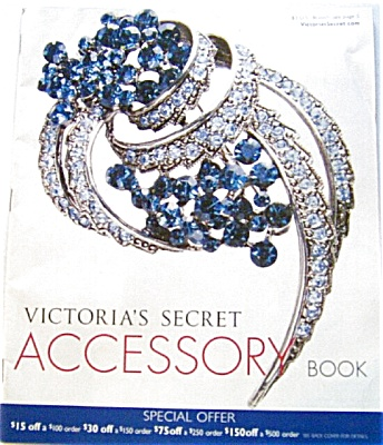 Victoria's Secret Accessory Book Catalog (Image1)