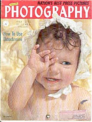 Popular Photography Magazine 1951 Nudes ADS (Image1)