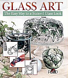 Glass Art - Hc - The Easy Way - Stained Glass Look