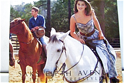 SAKS FIFTH Avenue CATALOG SPR 1992 (Image1)