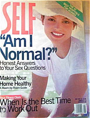 1997 SELF Magazine  May Womens Issues (Image1)