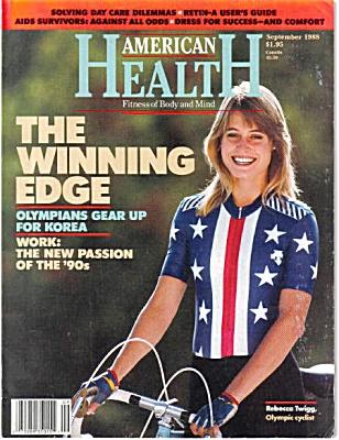 1988 American HEALTH Magazine Fitness (Image1)