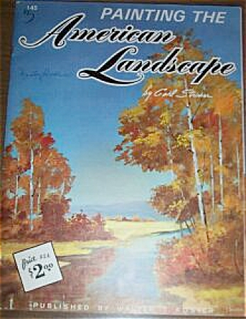 Foster AMERICAN Landcape Painting Book 145 (Image1)