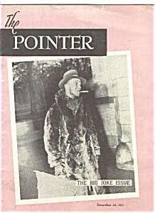 West Point POINTER Magazine 1951Camel AD (Image1)
