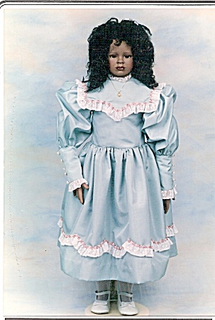 Doll Emporium - 440 - 32 Inch Doll - Plain - Fancy