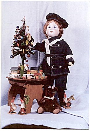 Sailor Suit - 21 Inch Boy Doll - Yesteryear's507