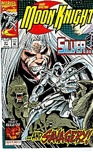 Moon Knight - Marvel comics - # 51 June 1993 (Image1)