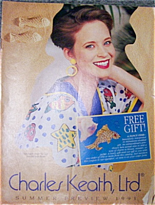1991 Charles Keath Summer Catalog