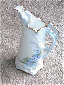 Porcelain Hand Painted Custom Pitcher
