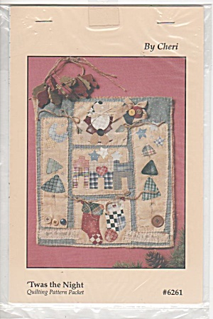 Christmas Wall Decor - Quilt - Cheri