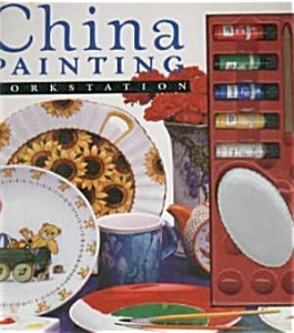 CHINA PAINTING WORKSTATION~COMPLETE (Image1)