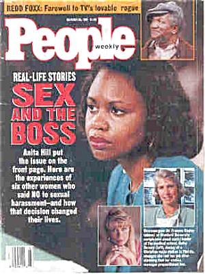 People Magazine 1991 ANITA HILL (Image1)