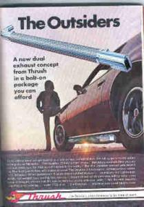 1971 Hot Rod Car Magazine Vintage Javelin