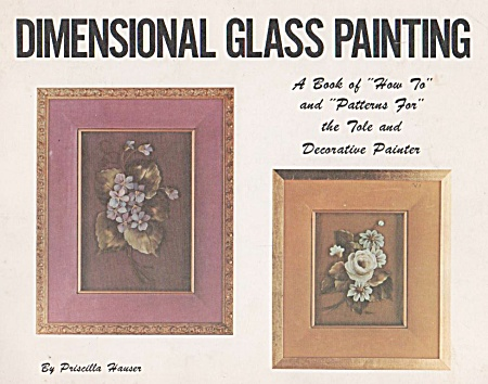 Dimensional Glass Painting - P.hauser