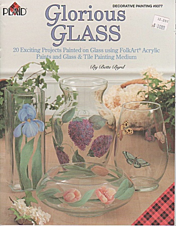 VINTAGE~DESIGNS FOR GLASS~BETTE BYRD (Image1)