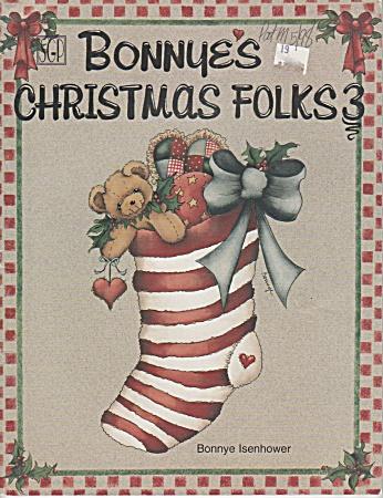 VINTAGE~BONNYE'S CHRISTMAS FOLKS 3~OOP (Image1)