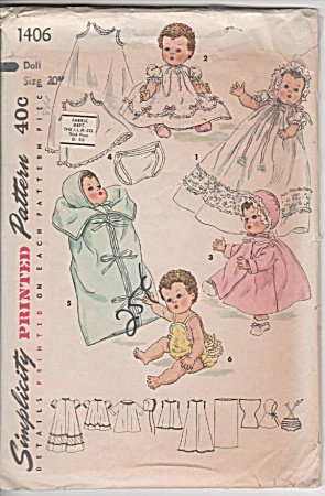 1955vintage - 20 In - Doll Clothes - Betsy Wetsy -
