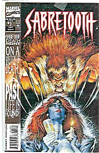 Sabretooth - Marvel comics - Sept.. # 2 1993 (Image1)