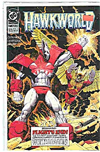 Hawkworld - DC comics - # 27  Oct. 1992 (Image1)