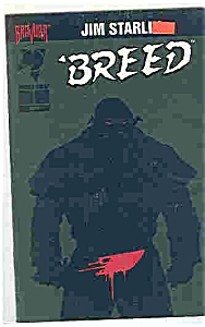Breed -malibu Comics - Jan. 1994 - # 1