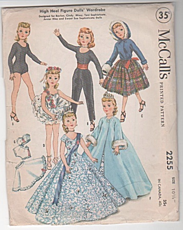 Vintage - Original - Sweet Sue - Pattern 2255 - Oop