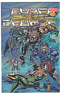 CyberForce - Image comics - # 9 Dec. 1994 (Image1)