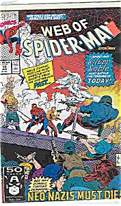 Web of Spider-Man - Marvel comics - # 72 Jan. 1991 (Image1)