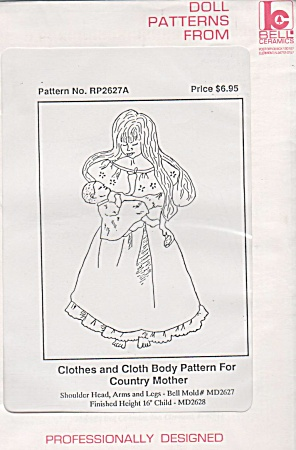 Vintage Shaggy Dog Pattern - Mccall 2627 - Uncut