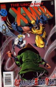 The Uncanny X-Men #329 Marvel Comics Ebon Night (Image1)