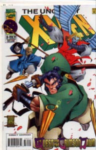 The Uncanny X-Men #330 Marvel Comics Crimson Dawn (Image1)