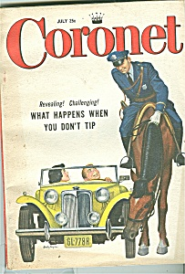 Coronet magazine - July1953 (Image1)