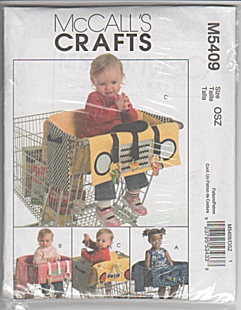 CUTE~BABIES SHOPPING CART LINERS~2 SIZES~NEW (Image1)
