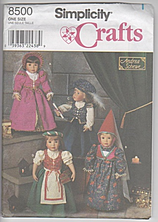 American Girl - Doll - Designs - Renaissance - 18 In