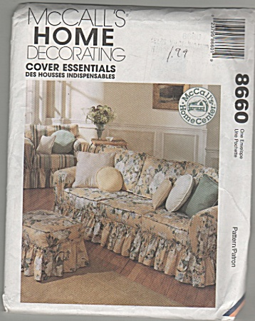 Mccall's - Cover Essentials - Sofa&more - Oop