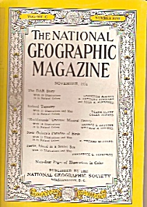 National Geographic magazine - November 1951 (Image1)