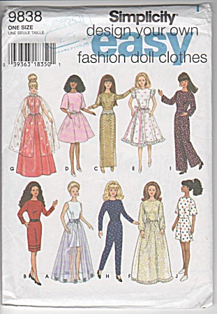 Barbie Design Your Own Easy Wardrobe - Uncut