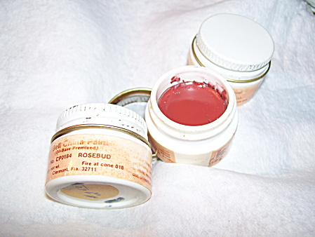 Rosebud - Bell's Premixed China Paint - Cpo184