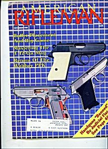 American Rifleman-   November 1985 (Image1)