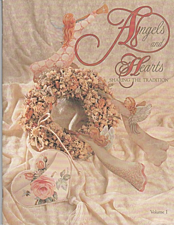 VINTAGE~Angels and Hearts~TOLE~PAINTING~VOL1 (Image1)