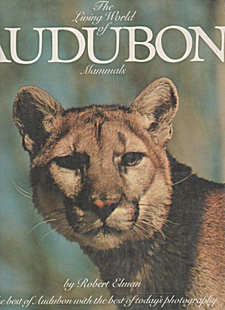 VINTAGE~THE LIVING WORLD~AUDUBON MAMMALS (Image1)