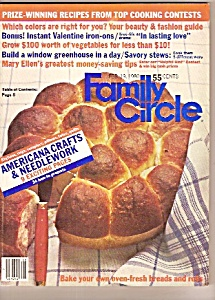 Family Circle -  Feb. 19, 1980 (Image1)