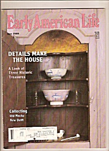 Early American Life Magazine-  June 1989 (Image1)