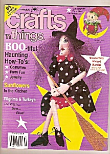 Crafts  'n things -  October 1993 (Image1)