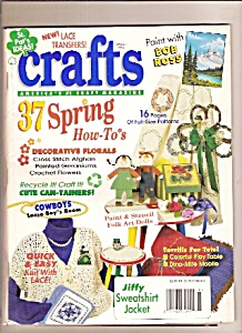 Crafts Magazine - March 1994