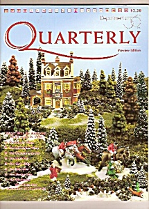 Quarterly DEpartment 56 -  January 1996 (Image1)