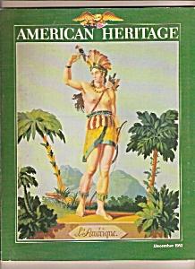 American Heritage - December 1981 (Image1)