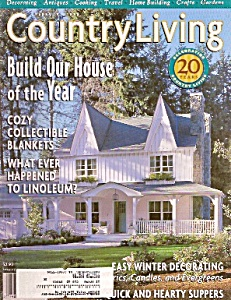 Country Living -  February 1998 (Image1)
