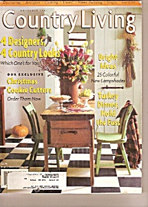 Country Living -  November 1997 (Image1)