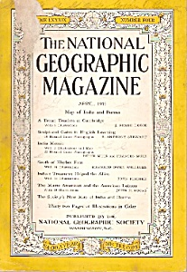 National Geographic - April 1946 (Image1)