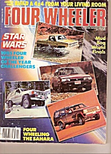 Four wheeler magazine -  February 1985 (Image1)